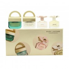 Marc Jacobs Daisy Edt 4 Ml+Daisy Eau So Fresh Edt 4 Ml+Divine Decadence Edp 4 Ml+Decadence Edp 4 Ml