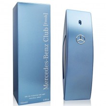 Mercedes Benz Club Fresh (M) Edt 100 Ml