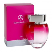 Mercedes Benz Rose (W) Edt 90 Ml