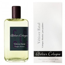 Atelier Cologne Absolue Vetiver Fatal 100 Ml