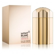 Mont Blanc Emblem Absolu (M) Edt 100 Ml