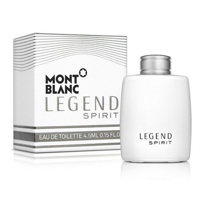 Mont Blanc Legend Spirit (M) Edt Miniture 4.5 Ml