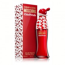 Moschino Chic Petals (W) Edt 100 Ml