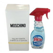 Moschino Fresh Couture Edt Miniture 5 Ml