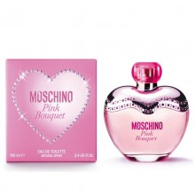 Moschino Pink Bouquet (W) Edt 100 Ml