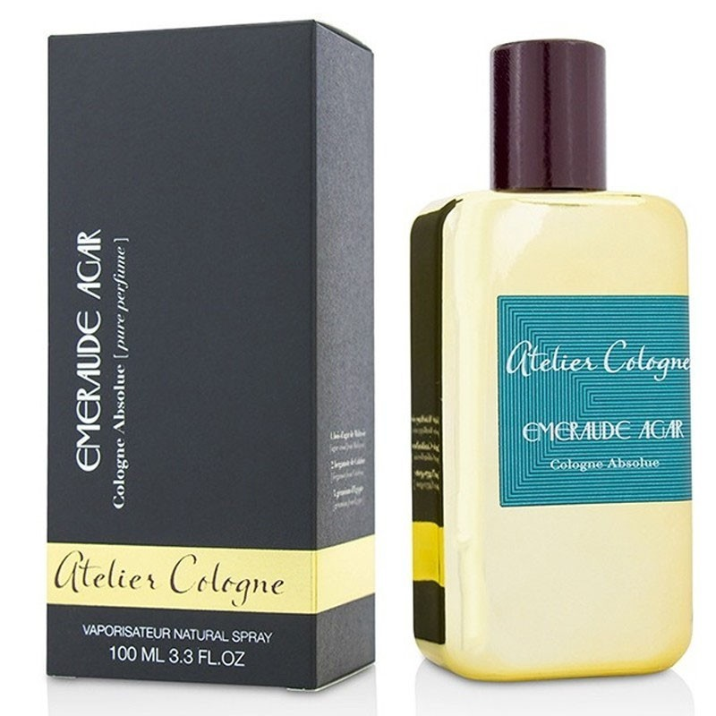 Atelier Cologne Emeraude Agar Absolue Edp 100 Ml