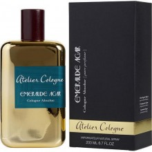 Atelier Cologne Emeraude Agar Absolue Edp 200 Ml