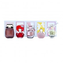 Nina Ricci Nina Edt 4 Ml+L'Extase Edp 4 Ml+Mademoiselle Edp 4 Ml+L'Air Du Temps Edt 4 Ml+L'Eau Edt 4 Ml