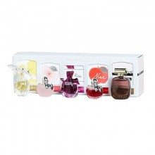 Nina Ricci Nina Edt 4 Ml+L'Extase Edp 4 Ml+Ricci Ricci  Edp 4 Ml+L'Air Du Temps Edt 4 Ml+L'Eau Edt 4 Ml