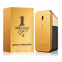 Paco Rabanne 1 Million (M) Edt 50 Ml