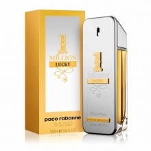 Paco Rabanne 1 Million Lucky (M) Edt 100 Ml