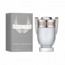 Paco Rabanne Invictus (M) Edt Miniture 5 Ml
