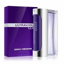 Paco Rabanne Ultraviolet (M) Edt 100 Ml