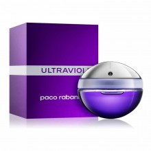 Paco Rabanne Ultraviolet (W) Edp 80 Ml