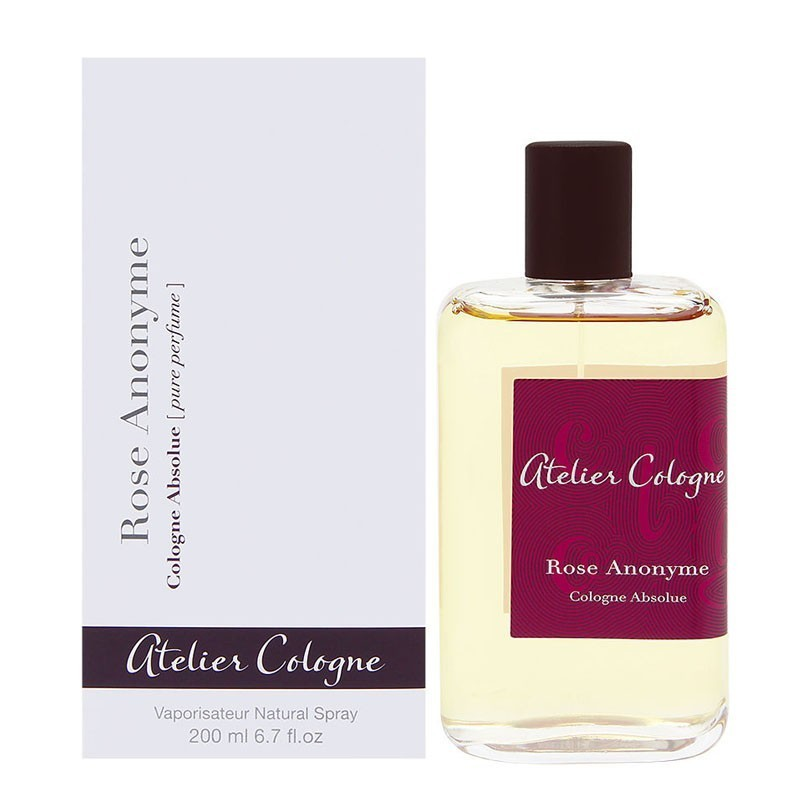 Atelier Cologne Rose Anonyme Absolue Edp 200 Ml