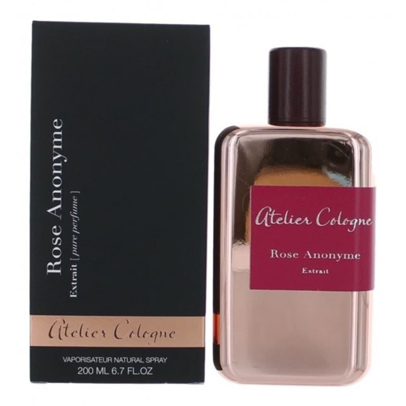 Atelier Cologne Rose Anonyme Extrait Absolue 200 Ml