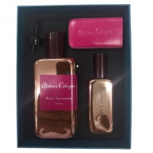 Atelier Cologne Rose Anonyme Extrait Ecrin Absolu Me 100 Ml+30 Ml Trv Set