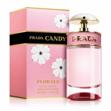 Prada Candy Florale (W) Edt 50 Ml