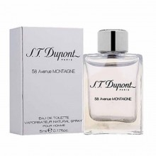 S.T. Dupont 58Th Avenue Montaigne (M) Edt Miniture 5 Ml