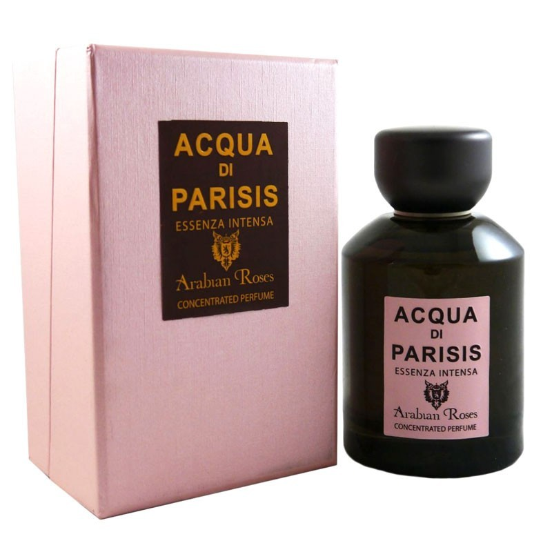 Acqua Di Parisis Essenza Intensa Arabian Roses Edp 100 Ml