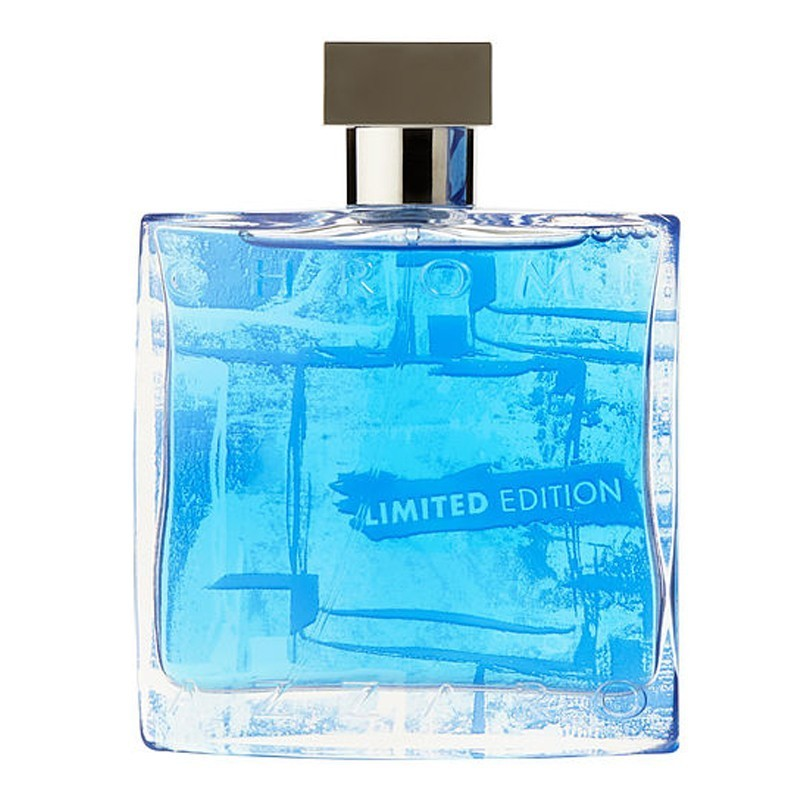 Azzaro Chrome Limited Edition Edt 100 Ml