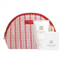 Trussardi Donna (W) Edp 100 Ml+100 Ml Bl+Pouch Set