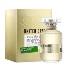 United Colors Of Benetton Dreams Big (W) Edt 80 ml