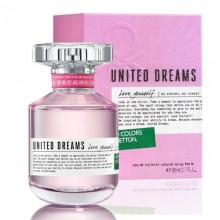 United Colors Of Benetton Dreams Love Yourself (W) Edt 80 ml