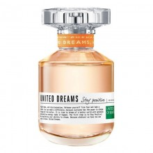 United Colors Of Benettone United Dreams Stay Positive (W) Edt 80 ml
