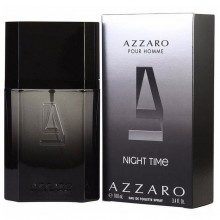 Azzaro Night Time (M) Edt 100 Ml