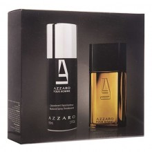 Azzaro Pour Homme Edt 100 Ml+150 Ml Deodrant Travel Set