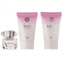 Versace Bright Crystal (W) Edt 5 ml+25 ml Sg+25 ml Bl Miniture Set