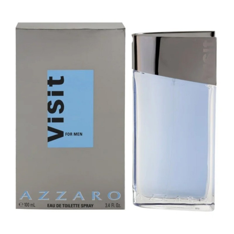 Azzaro Visit (M) Edt 100 Ml