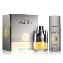 Azzaro Wanted (M) Edt 100 Ml+150 Ml Deodorant Travel Set