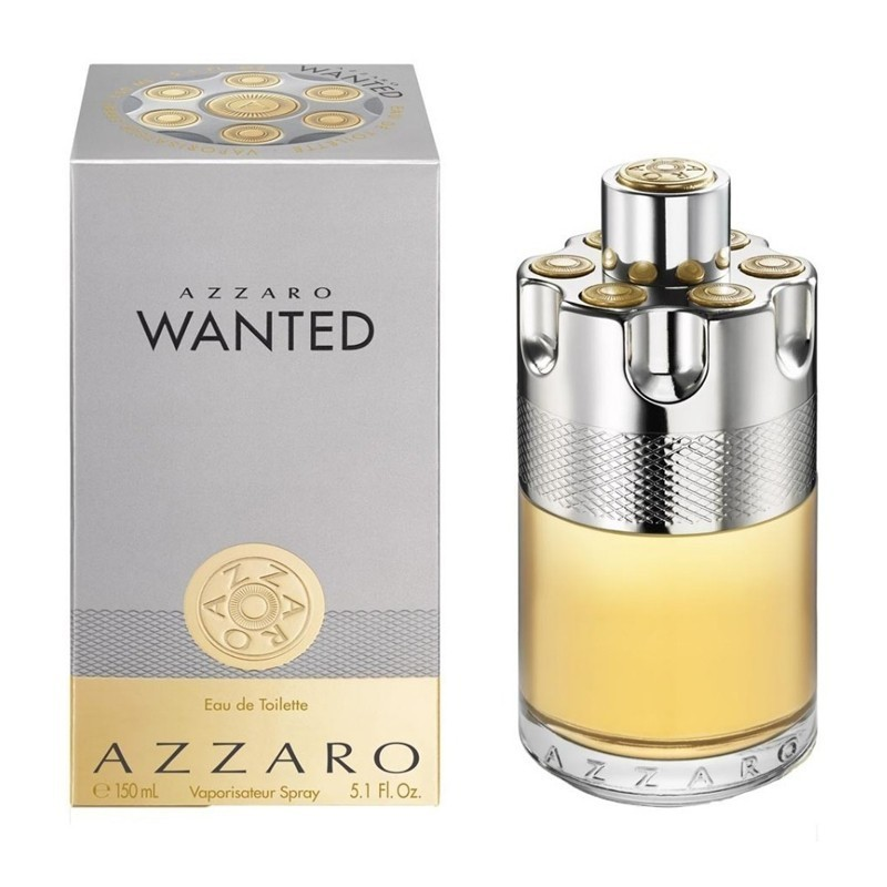 Azzaro Wanted (M) Edt 150 Ml