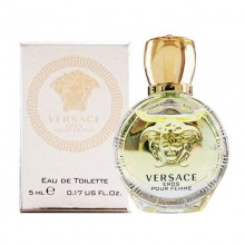 Versace Eros (W) Edt Miniture 5 ml