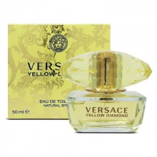 Versace Yellow Diamond (W) Edt 50 ml