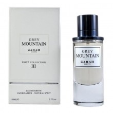 Zarah Grey Mountain Prive Collection III Edp 80 ml
