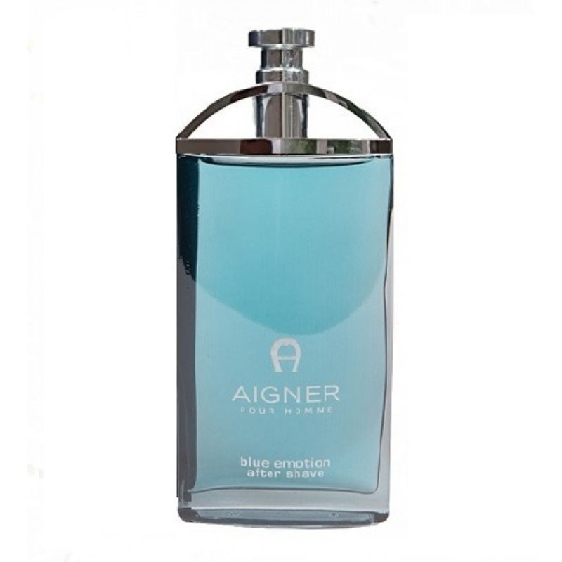 Aigner Blue Emotion (M) After Shave Lotion 100 Ml