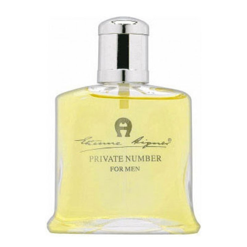 Aigner Private Number (M) Edt 50 Ml