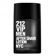 Carolina Herrera 212 Vip (M) After Shave Lotion 100Ml