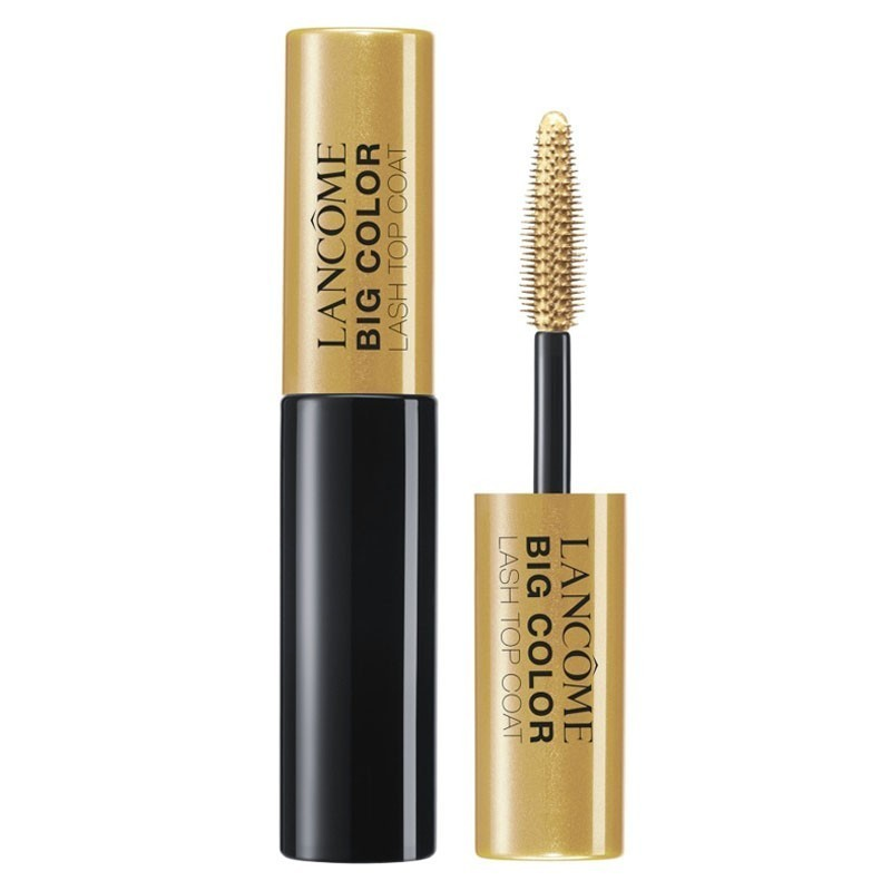 Lancome Big Color Lash Top Coat 01 Fabulous Gold. New Sealed 100% Authentic 2.8Ml