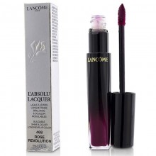 Lancome L'Absolu Lacquer Buildable Shine & Color Longwear Lip Color - - 468 Rose Revolution 8Ml