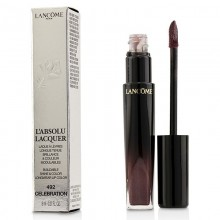 Lancome L'Absolu Lacquer Buildable Shine & Color Longwear Lip Color - - 492 Celebration 8Ml
