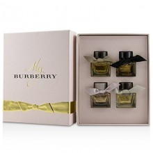 Burberry My Burberry (W) Edt 5Ml+Edp 5Ml+My Burberry Black Edp 5Ml+Blush Edp 5Ml Mini Set