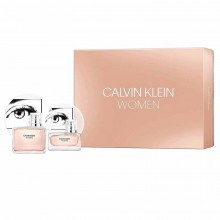 Calvin Klein (W) Edp 100Ml+Edp 30Ml Set