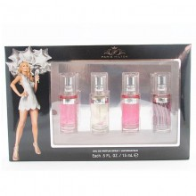 Paris Hilton (W) Edp 15Ml+Heiress Edp 15Ml+Can Can Edp 15Ml+Can Can Burlesque Edp 15Ml Mini Set