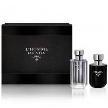 Prada Milano L'Homme Edt 100Ml+125Ml Asb Set