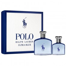 Ralph Lauren Polo Ultra Blue Edt 125Ml+Edt 40Ml Set