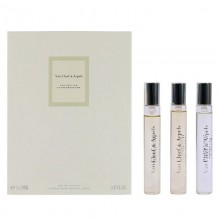 Van Cleef & Arples Precious Oud Edp 7.5Ml+Orchidee Vanille Edp 7.5Ml+Rose Rouge Edp 7.5Ml Mini Set